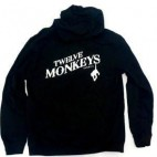 Sweat à capuche 12 Monkeys