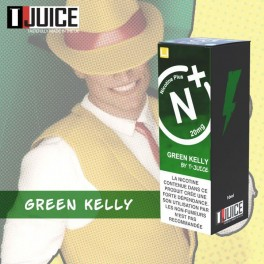 Green Kelly 10ML (Sel de nicotine) - T-Juice | Electronic cigarette wholesaler - Greenvillage.fr