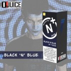 Black N Blue 10ML (Sel de nicotine) - T-Juice | Grossiste e-cigarette – Greenvillage.fr